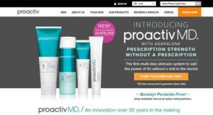 Proactive homepage